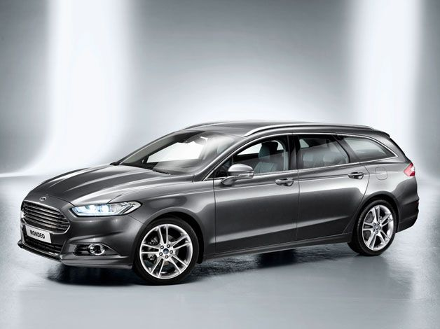 Ford Debuts Familiar All New Mondeo Shows Wagon Version W Poll Ford Mondeo Ford Mondeo Wagon Ford