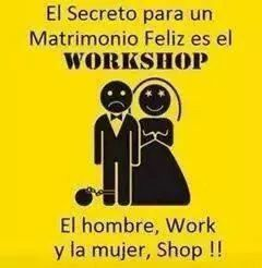 El Secreto Para Un Matrimonio Feliz Workshop Wuajajajaja