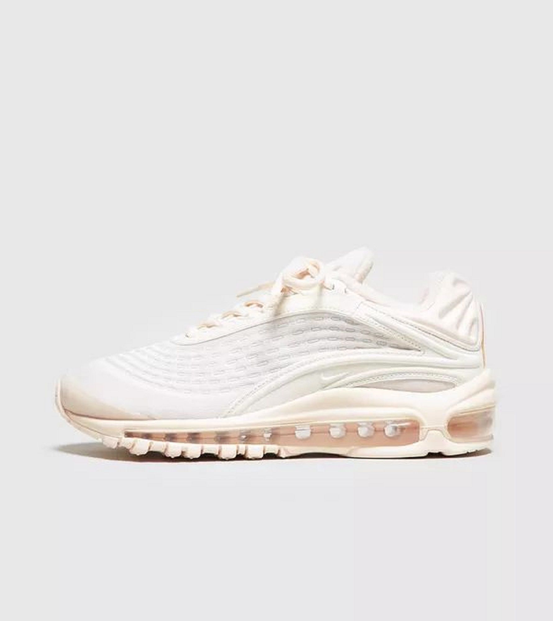 1d30020b32 Nike air max deluxe SE Wmns triple Guava Ice AT8692-800   Shoes for ...