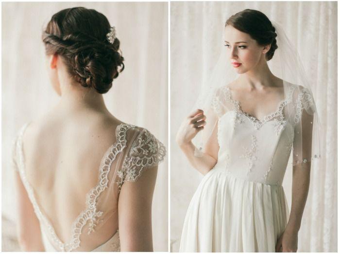Wedding Veil Hair Up Flowers - Google Search