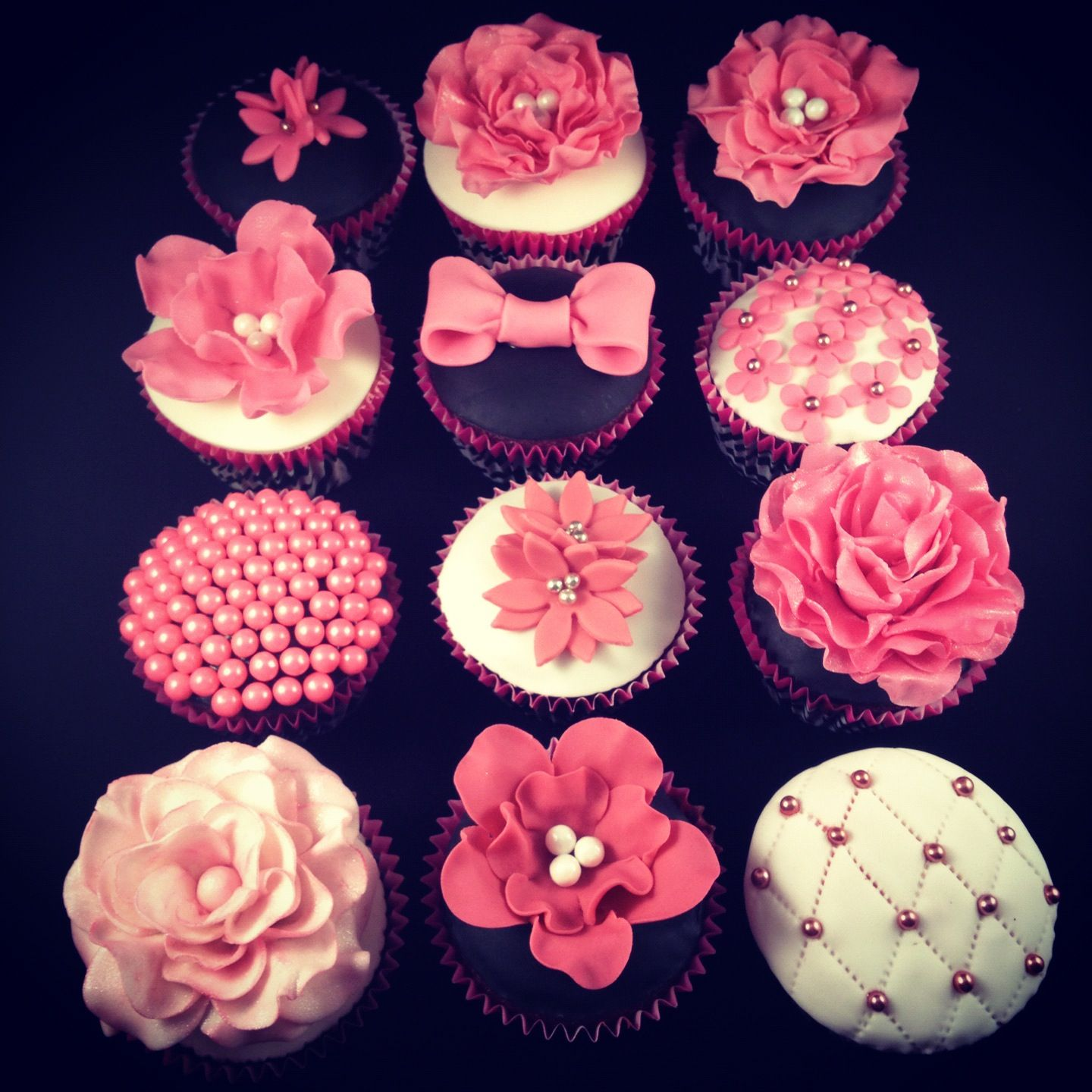 Speciality Cupcakes by @jeanniehh | Cupcakes | Pinterest