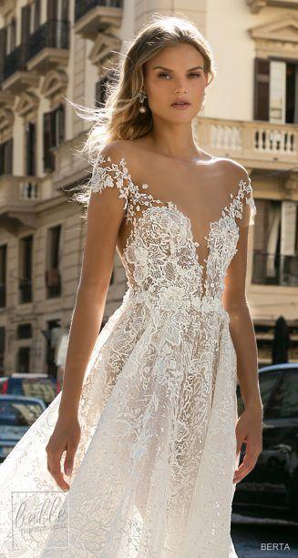 Berta Wedding Dresses Fall 2020 - Napoli Bridal Collection
