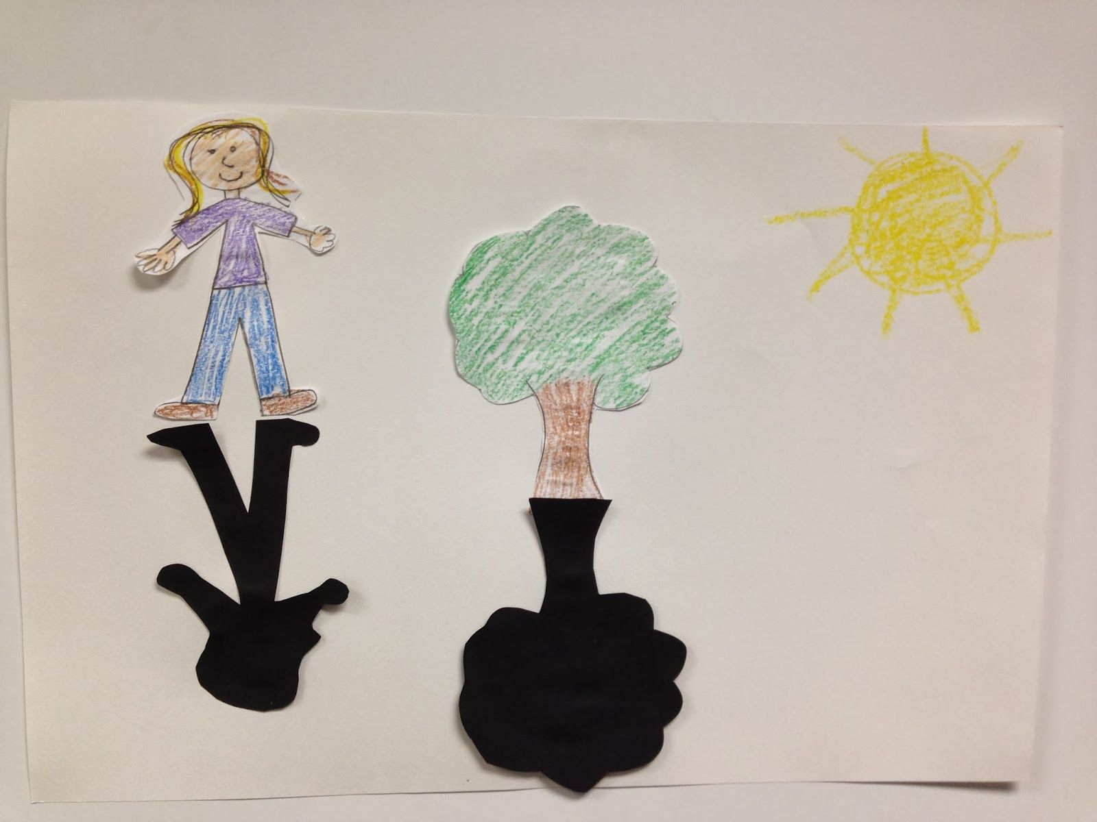 A Tale Of Two K Teachers So Much Has Been Going On Shadow Drawing Shadows Science Shadow Lessons [ 1200 x 1600 Pixel ]