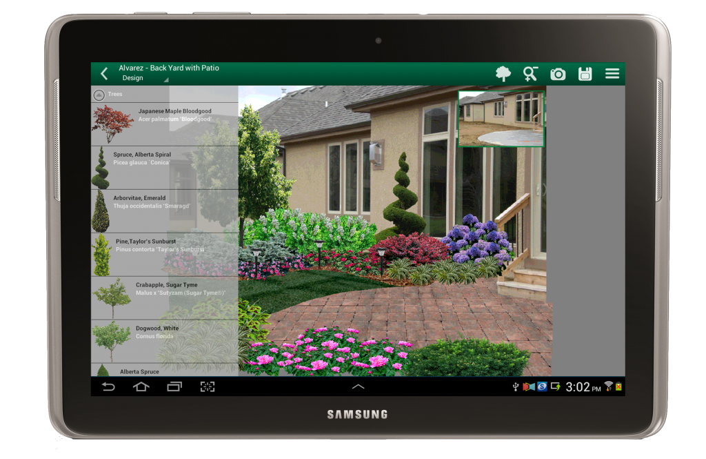 Landscape Design App Available For Android Landscape Design App
