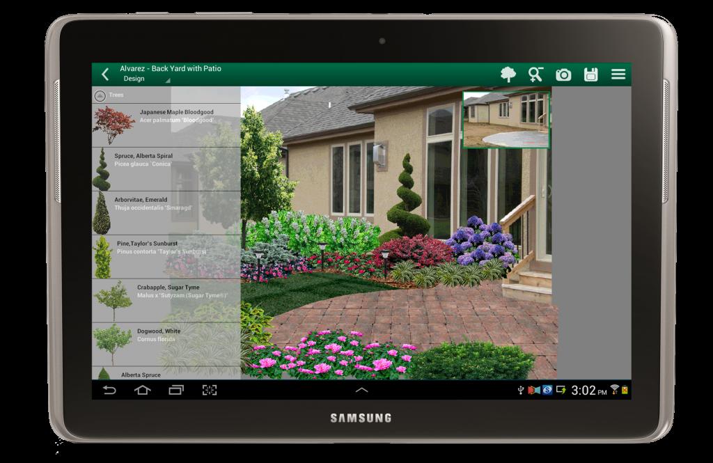 Landscape Design App Available For Android Landscape Design App