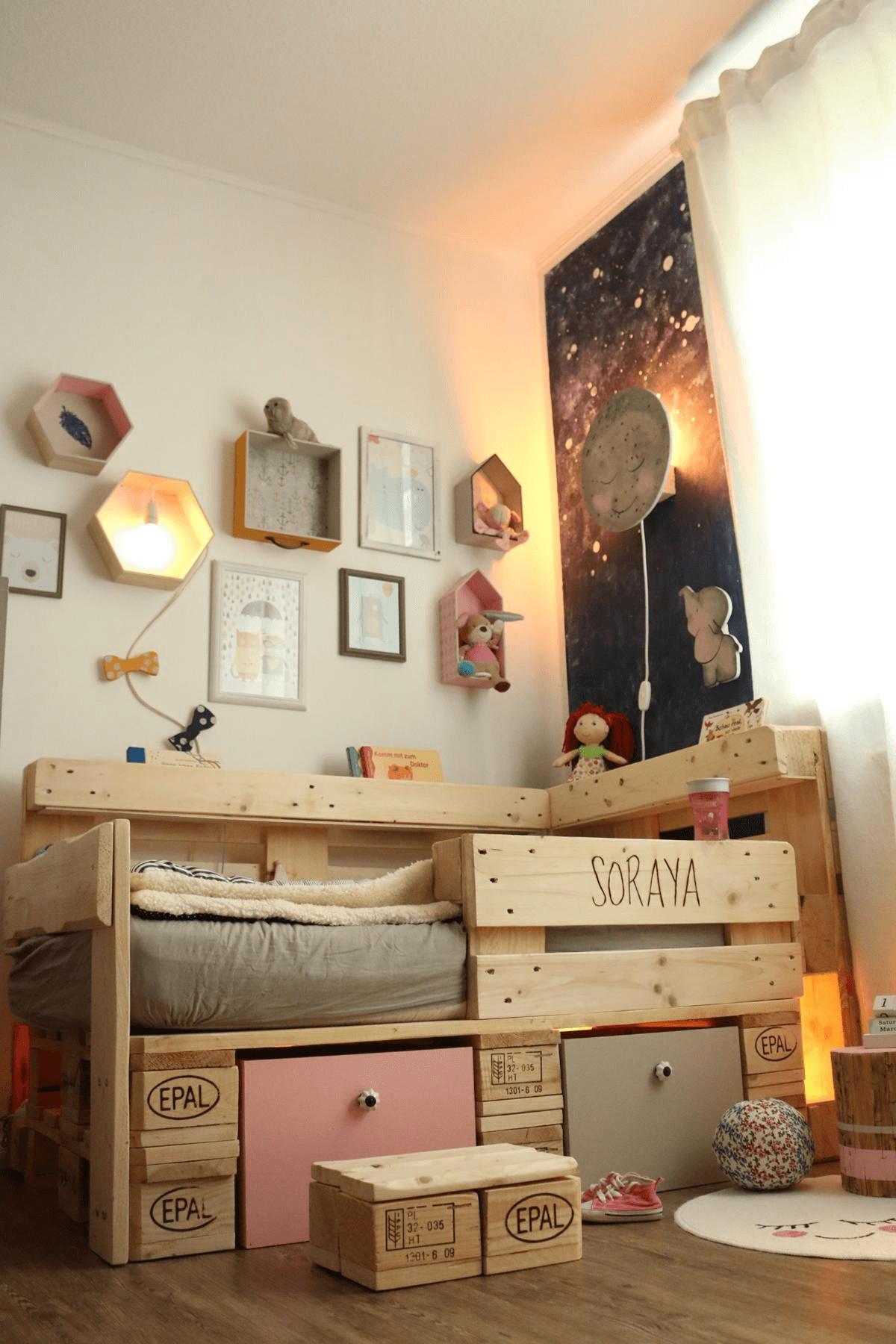 Kinder Deko Ideen Schlafzimmer Selber Machen