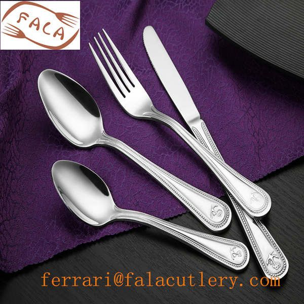 American Cheap 99 Cent Store Non Magnetic Flatware Wholesale From China