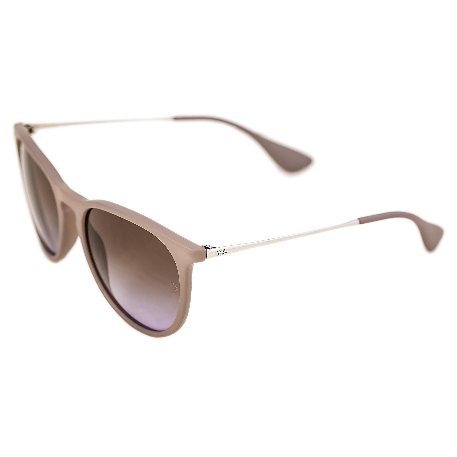 Ray-Ban RB 4171 6000-68 54 Women s Erika Classic Brown   Violet Gradient  Lenses Brown Nylon Frame Sunglasses 2db2388aff4