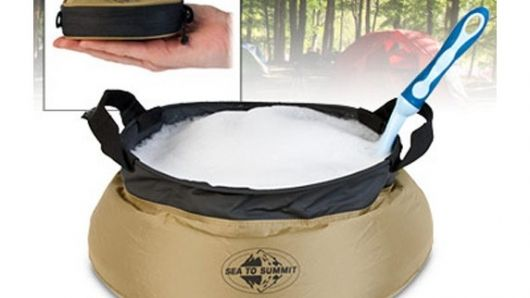 Everything And The Kitchen Sink Camping Gadgets Cool Camping
