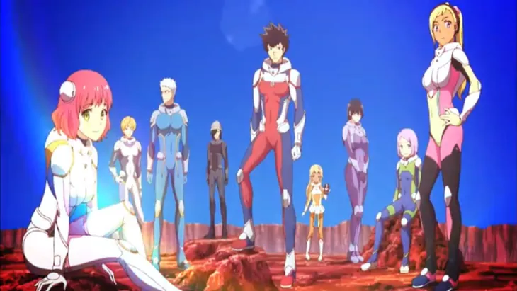 Anime Review Astra Lost in Space Episode 1 Anime, Good