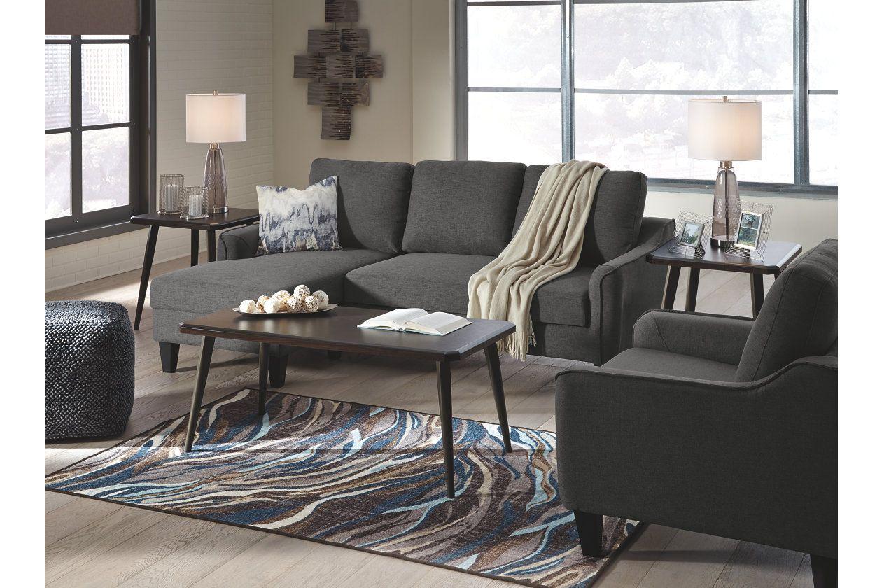 Jarreau Sofa Chaise Sleeper Ashley Furniture Homestore Chaise