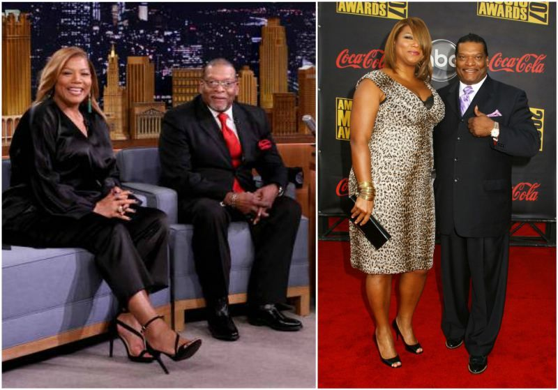 Gifted entertainer Queen Latifah and her family | Queens