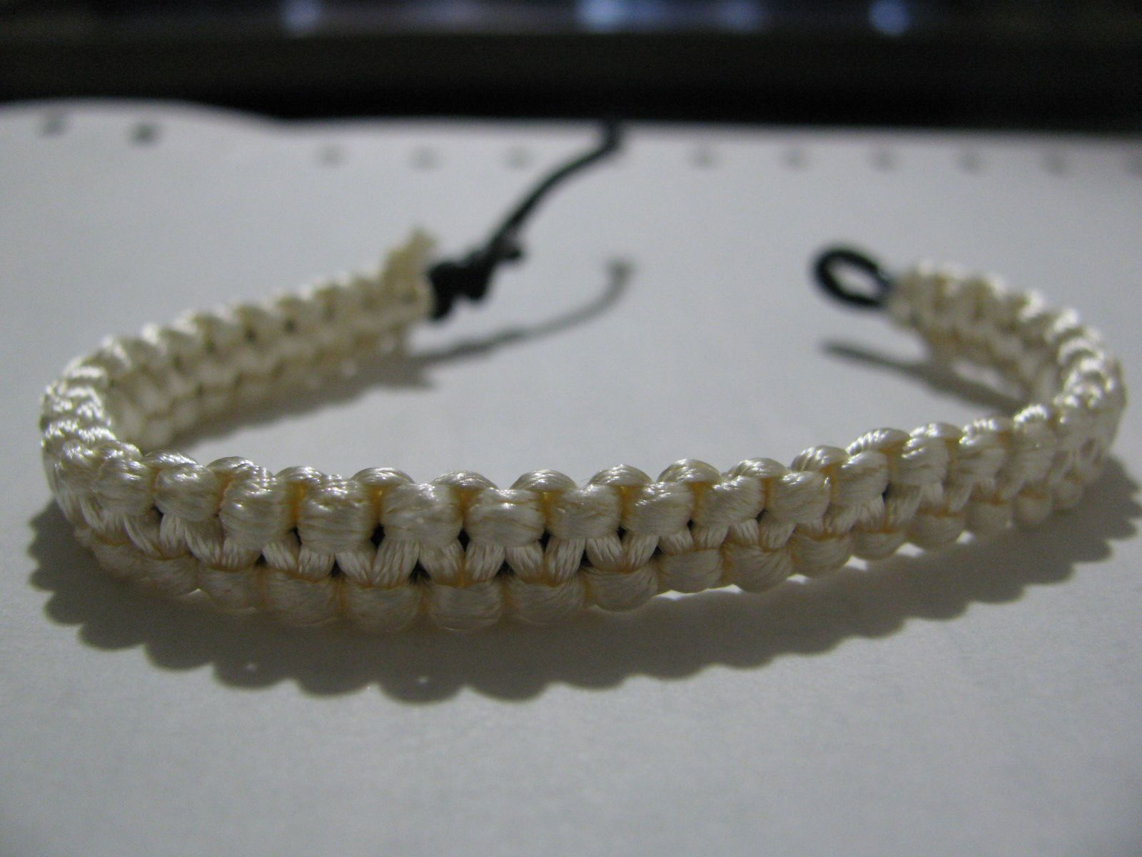 Mini Satin Paracord Bracelet Diy Paracord Bracelets Diy