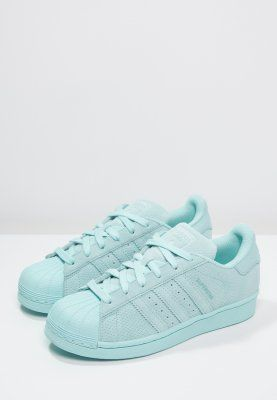 new arrival b649f 809c7 adidas Originals SUPERSTAR RT - Sneakers basse - clear aqua - Zalando.it