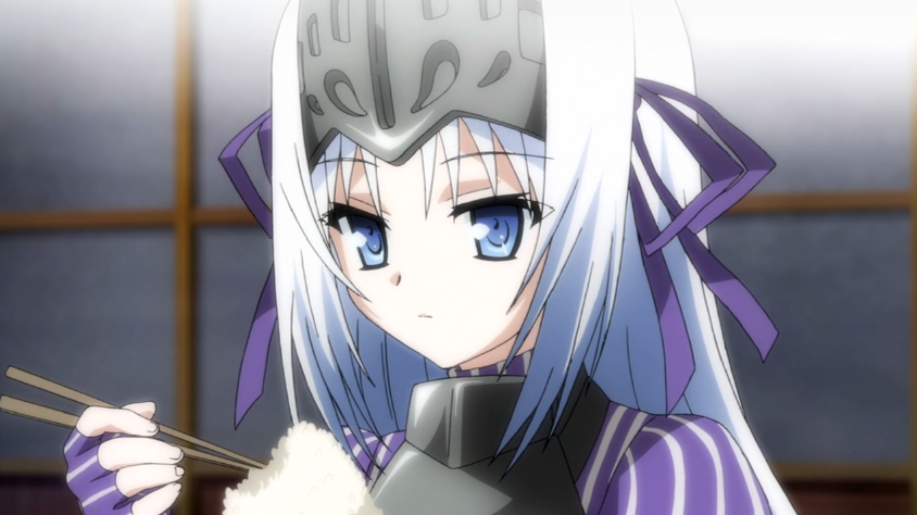 Eucliwood Hellscythe Is This A Zombie Kore Wa Zombie Desu Ka Anime Characters Anime Nerd
