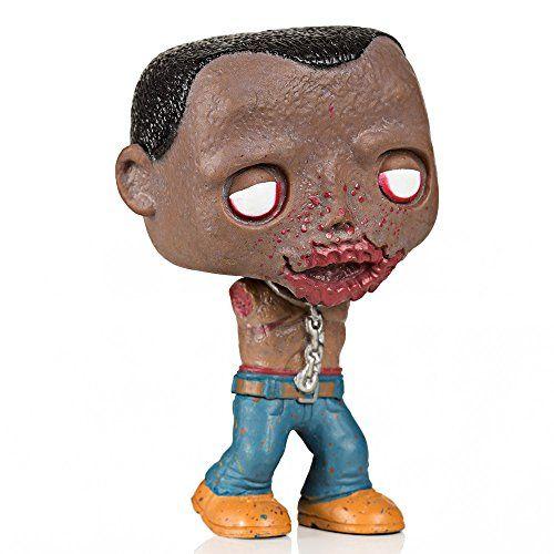 Pop Walking Dead Michonne Pet Walker 1 Vinyl Figure