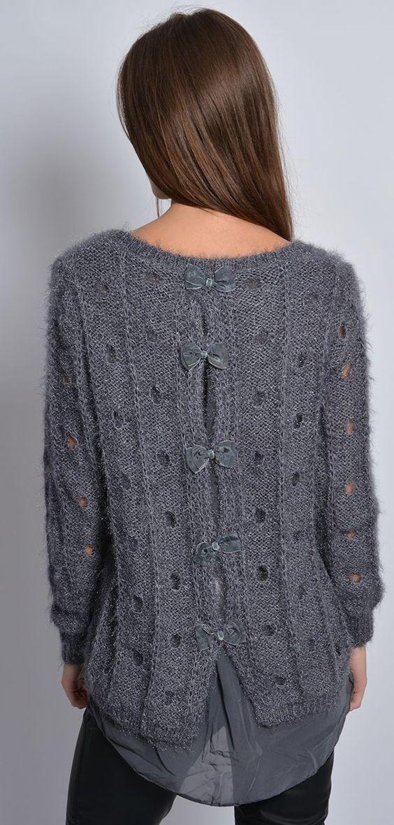 ru.pinterest.com | 1 | Pinterest | Stricken, Pullover damen und Mode ...