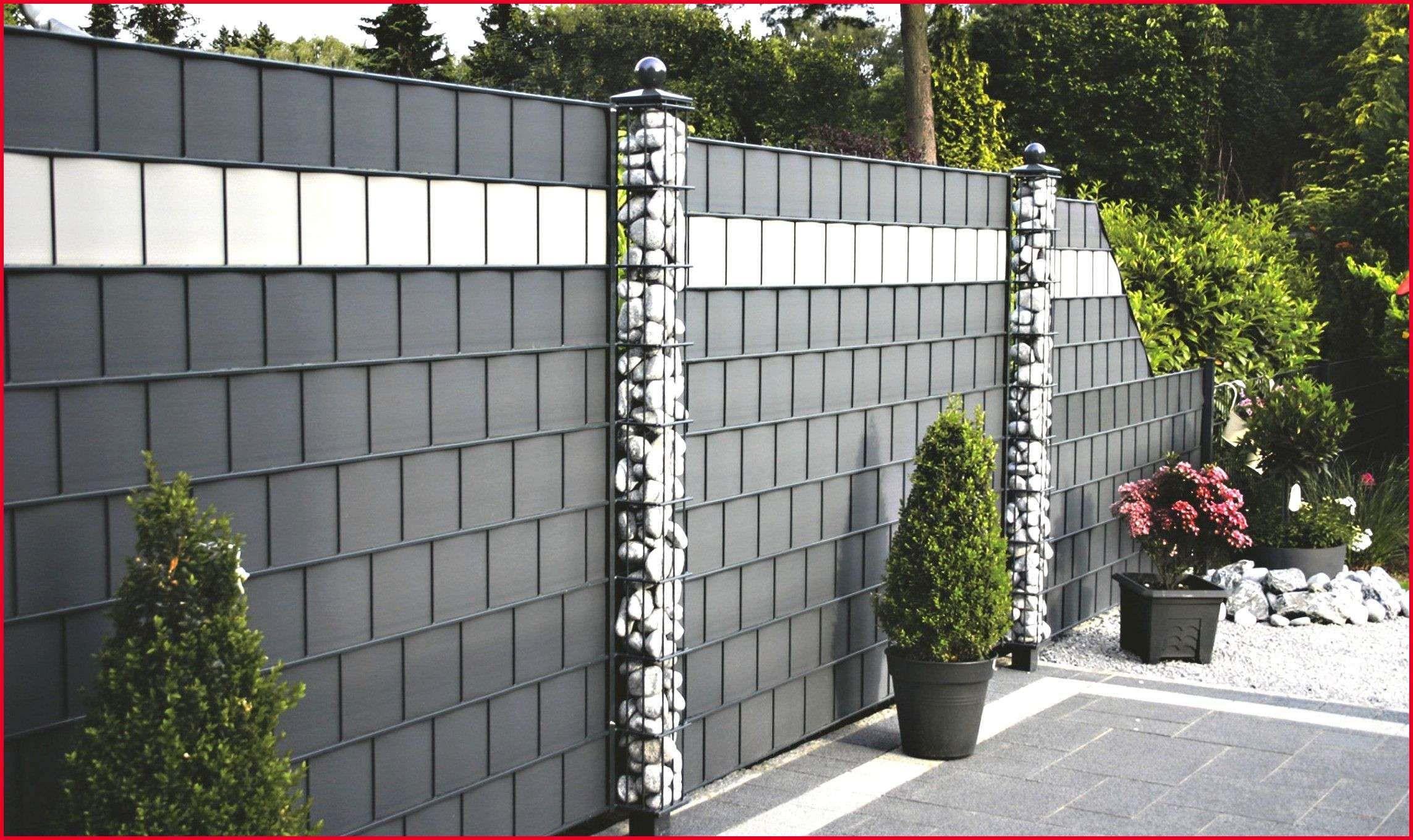 31 Luxus Sichtschutz Garten Holz Bild Sichtschutzzaun