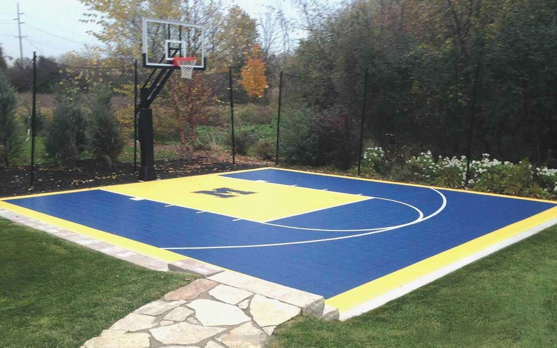 39+ Backyard basketball court ideas information