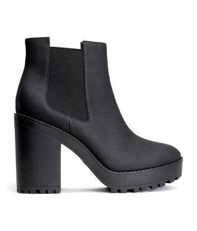 nice Zoe Kravitz  Steal Her Style Black Platform Boots, Platform Boots  Outfit, Platform 3765f2d75a