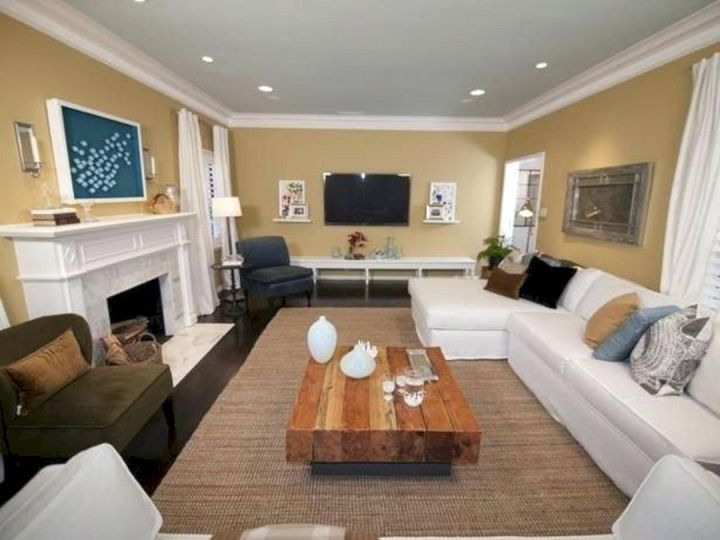 Small Rectangle Living Room Layout 1 Small Rectangle Living