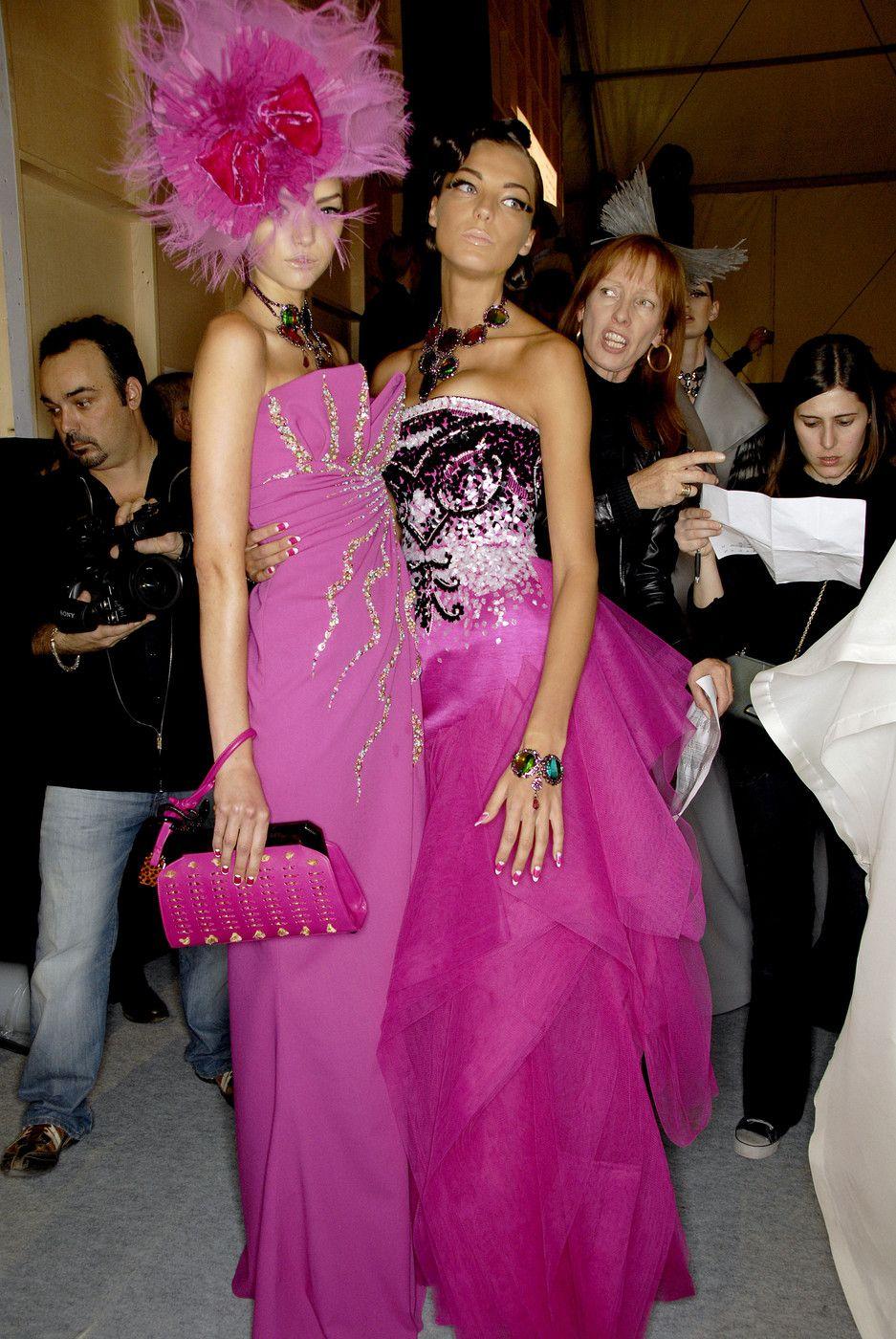 Christian Dior at Paris Fashion Week Fall 2007   Pinterest