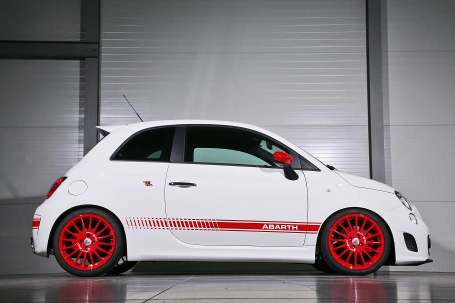 Karl Schnorr Fiat 500 Abarth Picture 24627 With Images Fiat