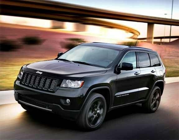 2012 Jeep Laredo X Emo Edition I Love The Black On Black Agh