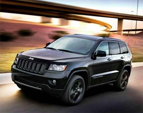 2012 Jeep Laredo X Emo Edition I Love The Black On Black Agh