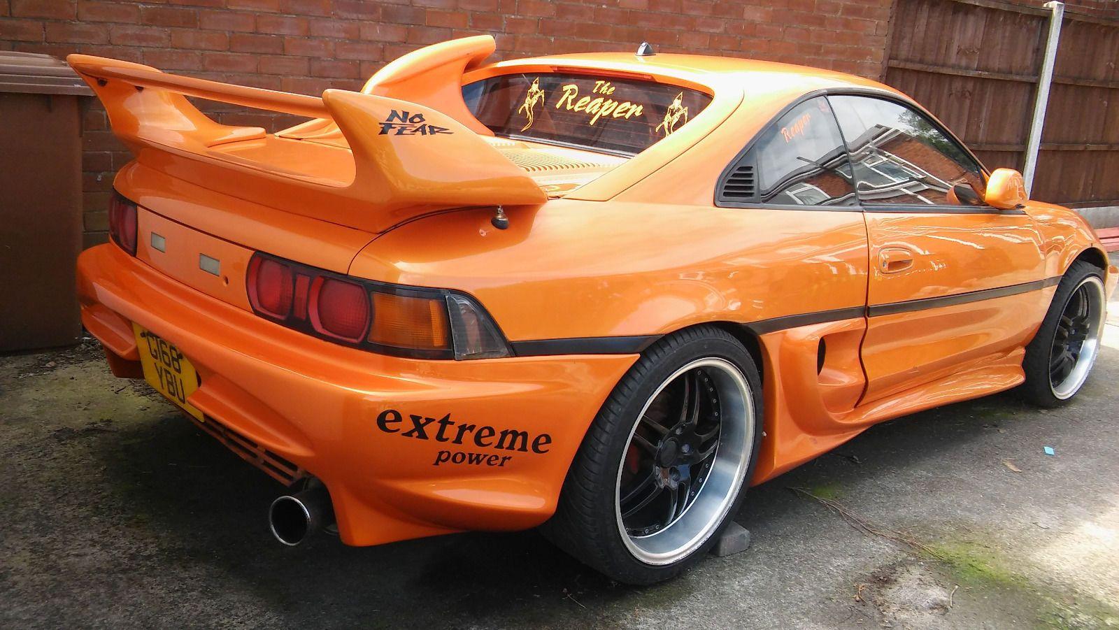 Toyota mr 2 turbo | Toyota, Vehicle and Cars