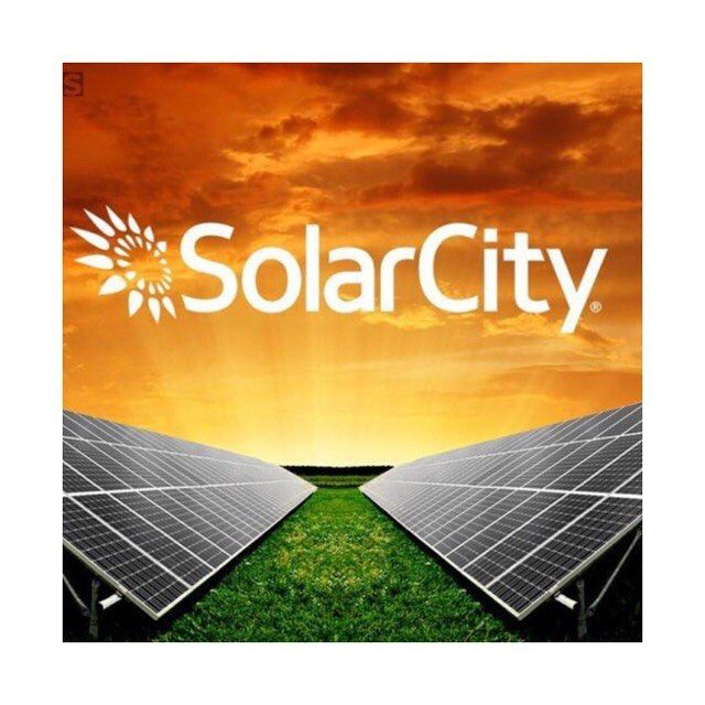 SolarCity markets manufactures and installs residential and