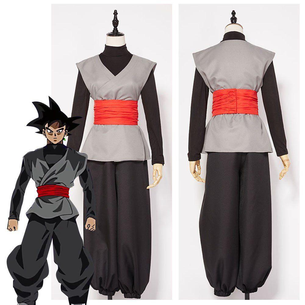 Dragonball S Dragon Ball Super Son Goku Black Zamasu Kai Cosplay Costume wig