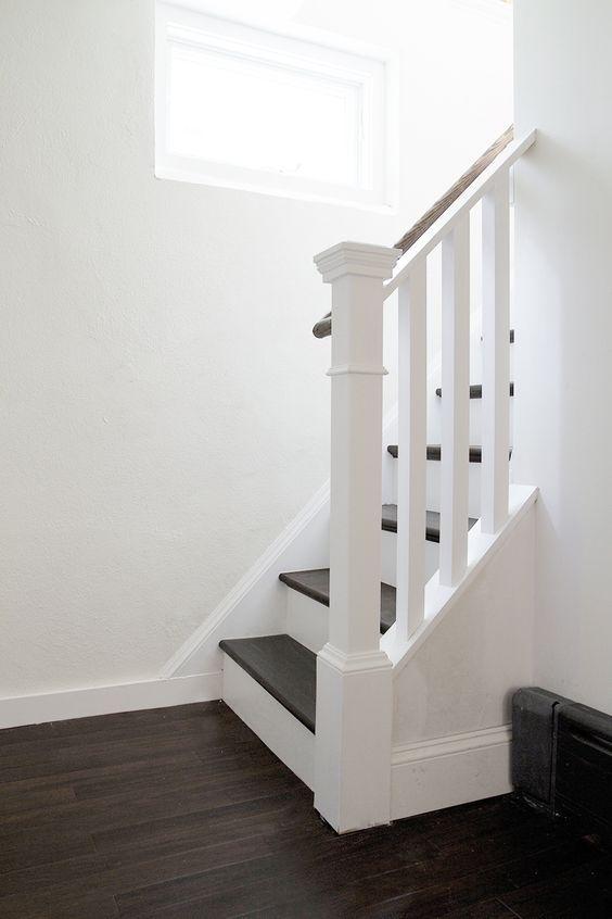 21 Escaleras Compactas Y Perfectas Para Casas Pequeñas  Http://cursodeorganizaciondelhogar.com/
