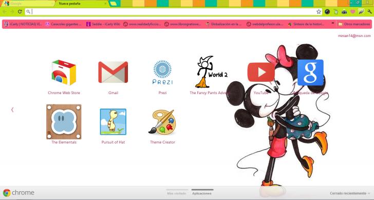 DISNEY LOVE Chrome Theme ThemeBeta Disney love, Chrome