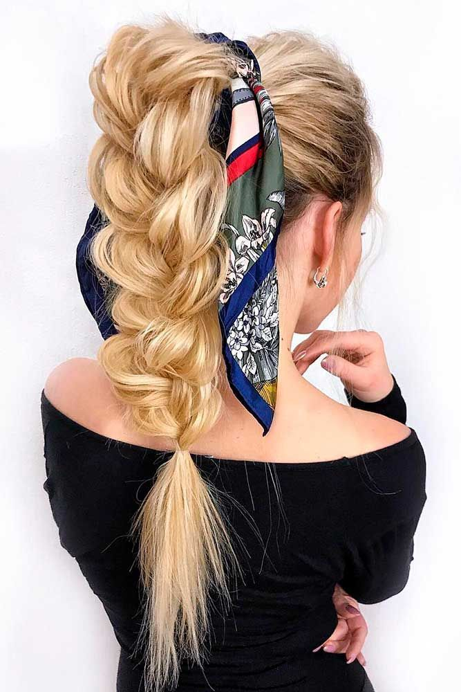 Discover The Latest Easy Updos That Will Make You Turn Heads   Coiffures    Pinterest   Coiffure, Cheveux et Coiffure de bal a0831458d49