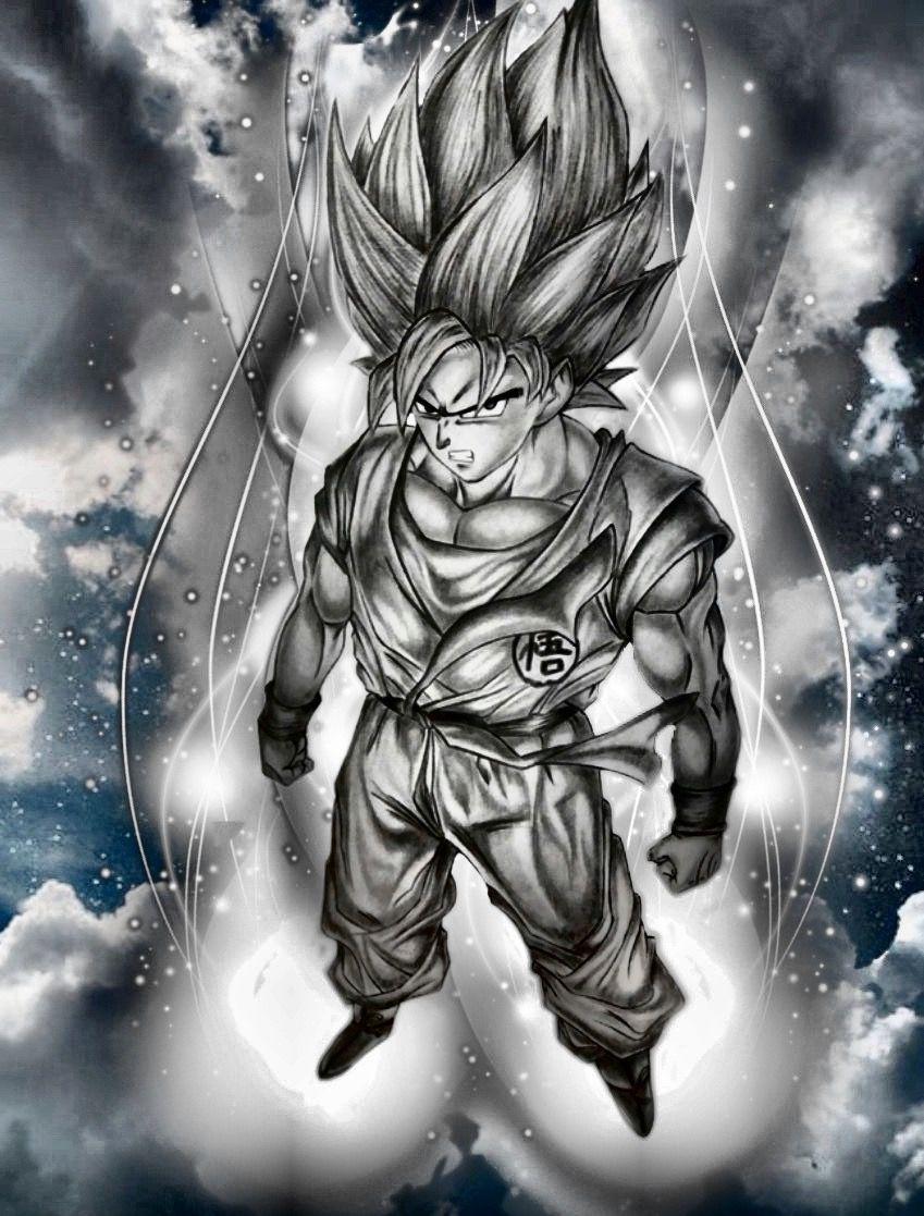 Pin De El Guerrero Z Em Dragon Ball Dragon Ball Naruto Desenho