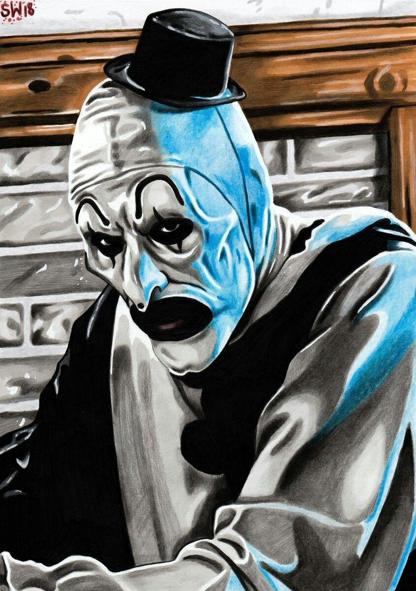 Art the clown \u2022 Terrifier in 2019
