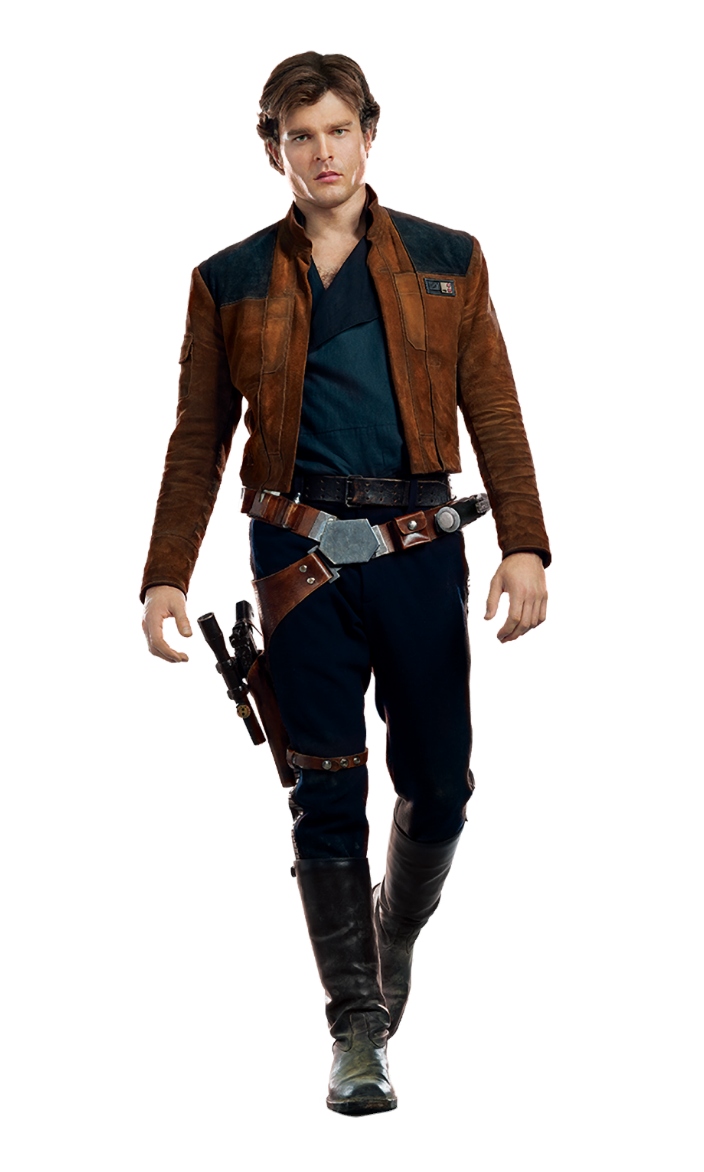 Solo A Star Wars Story Han Solo Png By Metropolis Hero1125 Han Solo Outfit Star Wars Outfits Star Wars Models