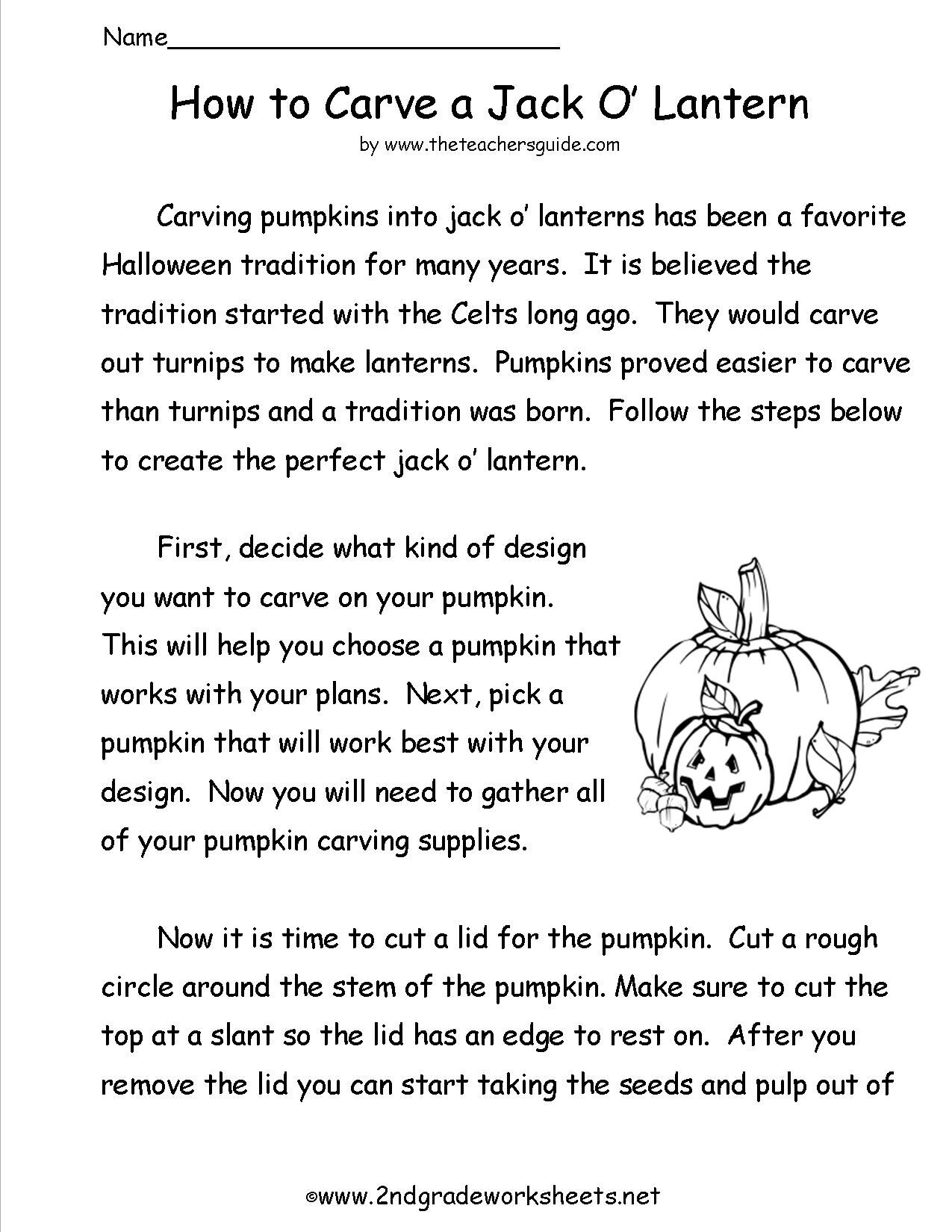 Worksheet 3rd Grade Reading Comprehension Passage worksheets and reading on pinterest