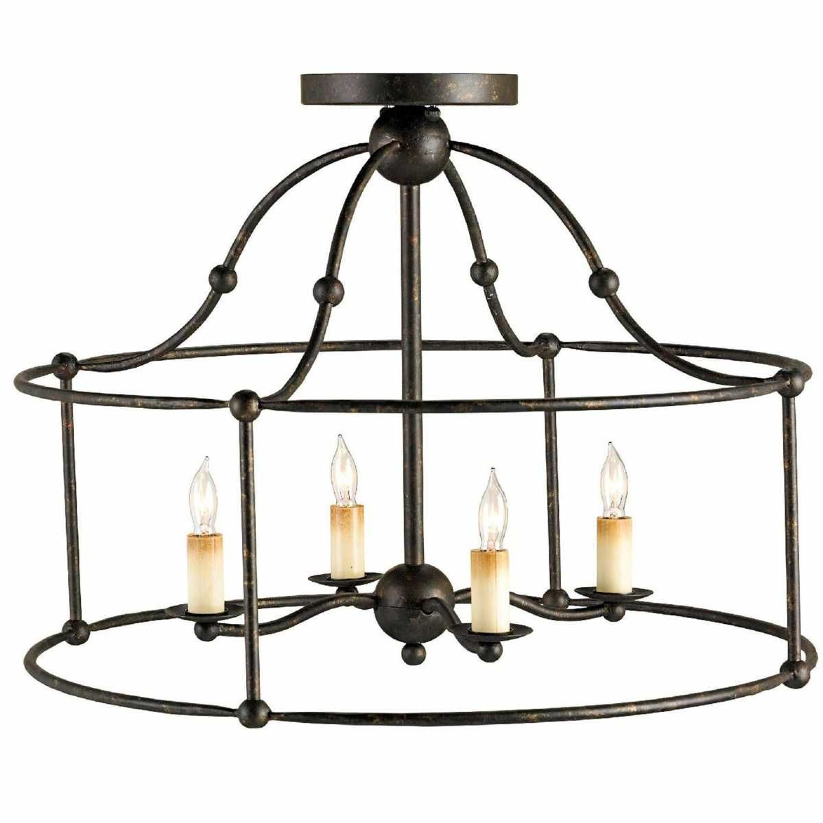 Currey and company fitzjames hanging pendant lantern chandeliers currey and company fitzjames hanging pendant lantern chandeliers lighting candelabra inc aloadofball Gallery