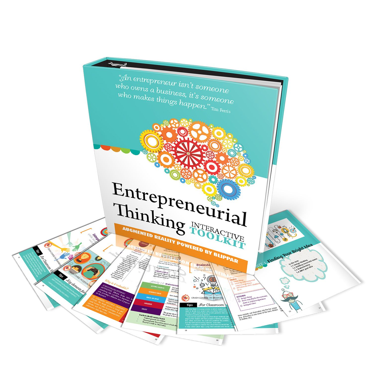 Entrepreneurial Thinking In Classrooms