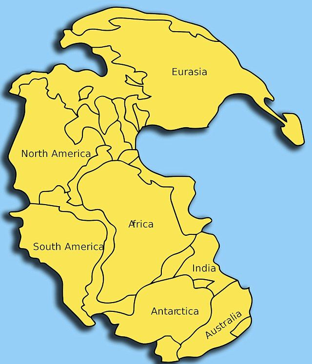 The world before dinosaurs google search lobl map ideas the world before dinosaurs google search gumiabroncs Choice Image