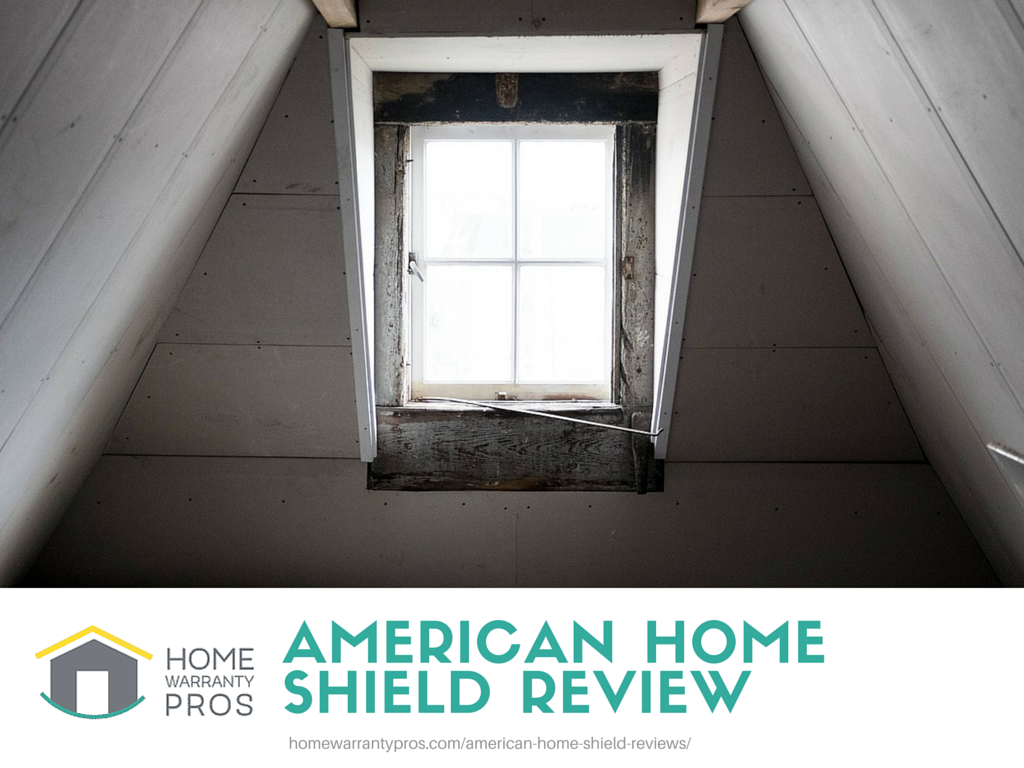 American Home Shield Review They Re Large But Are They Any Good Attic Remodel Attic Renovation Attic Design