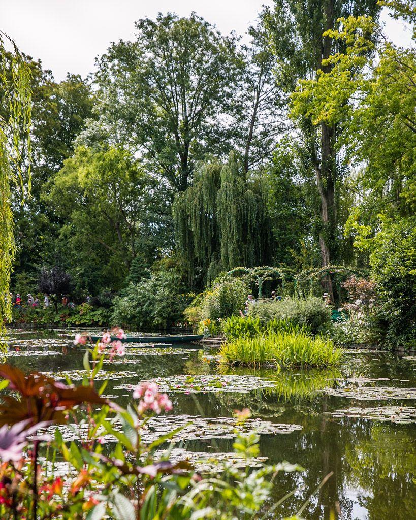 Giverny Monets Garten