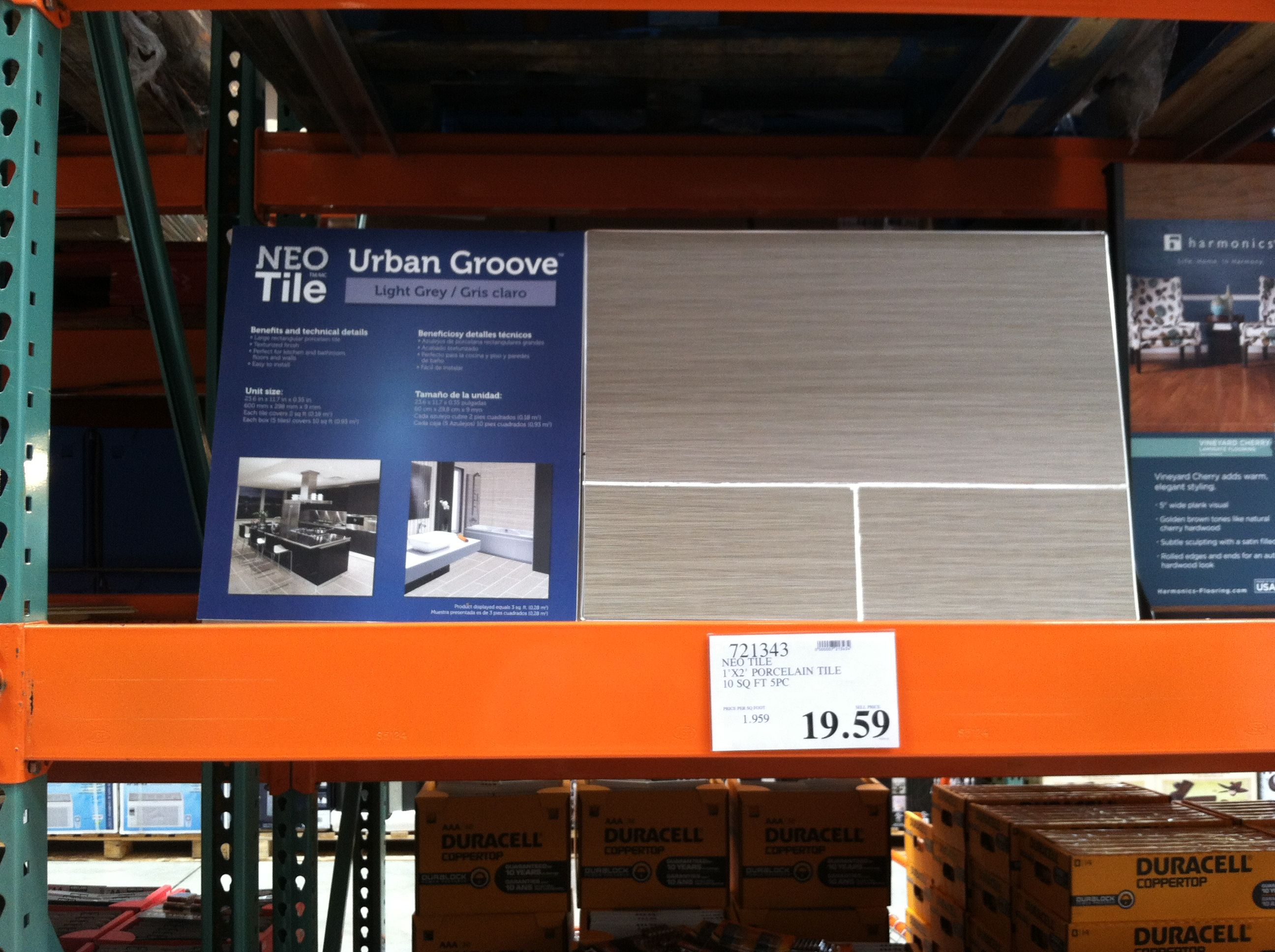 Costco Neo Tile Porcelain Tile | For the Home | Pinterest ...