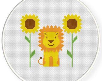 Fancy Dachshunds PDF Cross Stitch Pattern by DailyCrossStitch