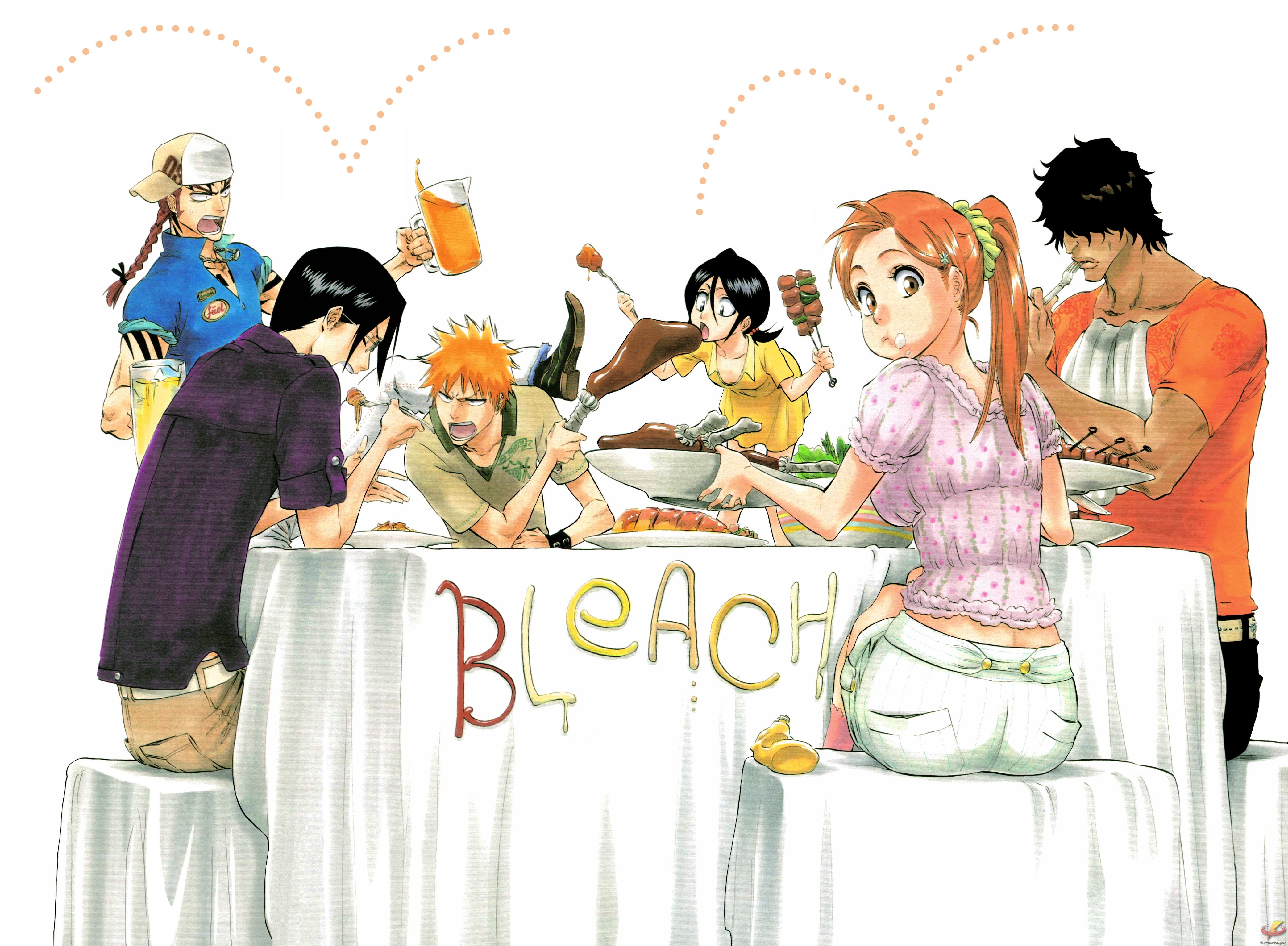 Bleach coloring games online - This Is A Super High Quality Scan From Last Weeks Bleach Chapter Credit To Ju Ni For The Scan Enjoy