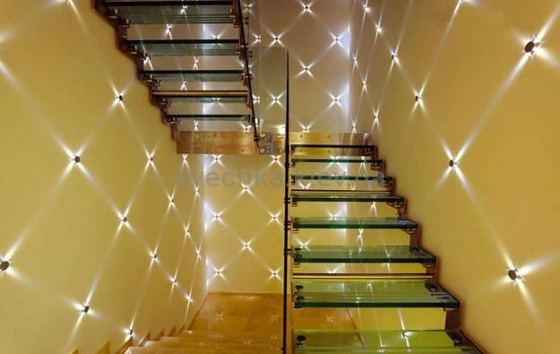 22 Creative And Modern Lighting Ideas For Staircase Design And