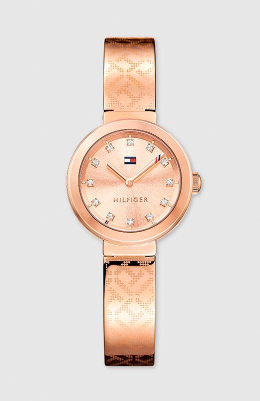 10 Relojes Con Estilo Para Elevar Cualquier Look Stylelovely Tommy Hilfiger Relojes Reloj De Mujer Tommy Hilfiger