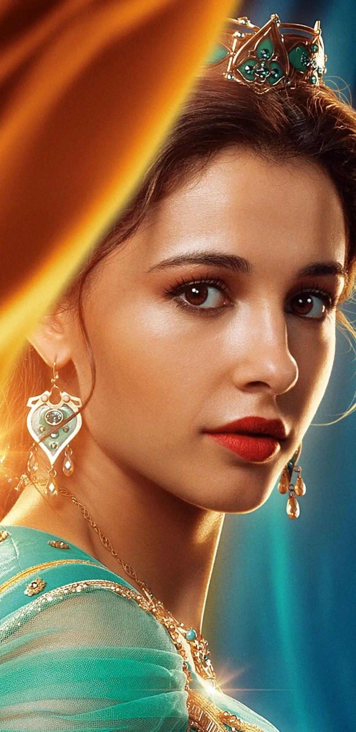 Disney Aladdin Earrings For Girls 14 Wallpaper Iphone Disney Princess Disney Jasmine Disney Princess Jasmine